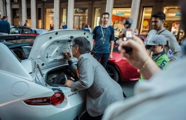 Mazda MX-5 Icon's Day 54 - Salone Auto Torino Parco Valentino