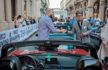 Mazda MX-5 Icon's Day 55 - Salone Auto Torino Parco Valentino