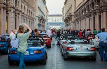 Mazda MX-5 Icon's Day 56 - Salone Auto Torino Parco Valentino