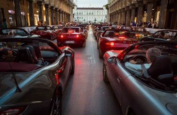 Mazda MX-5 Icon's Day 57 - Salone Auto Torino Parco Valentino