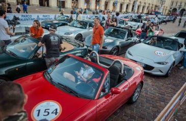Mazda MX-5 Icon's Day 60 - Salone Auto Torino Parco Valentino