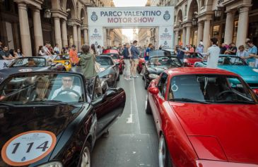 Mazda MX-5 Icon's Day 67 - Salone Auto Torino Parco Valentino