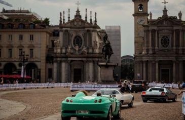 Parco Valentino Classic 58 - Salone Auto Torino Parco Valentino
