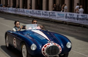 Parco Valentino Classic 59 - Salone Auto Torino Parco Valentino