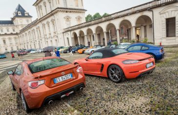 Raduno di Stile 6 - Salone Auto Torino Parco Valentino