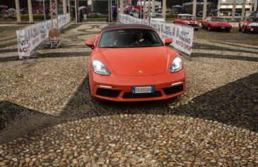 Raduno di Stile 7 - Salone Auto Torino Parco Valentino