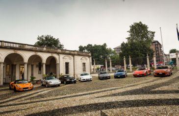 Raduno di Stile 8 - Salone Auto Torino Parco Valentino