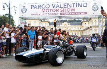 Supercar Night Parade 17 - Salone Auto Torino Parco Valentino