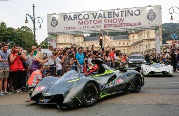 Supercar Night Parade 19 - Salone Auto Torino Parco Valentino
