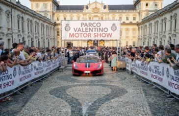 Supercar Night Parade 33 - Salone Auto Torino Parco Valentino