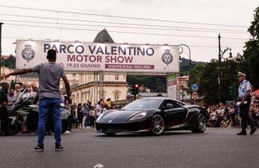 Supercar Night Parade 67 - Salone Auto Torino Parco Valentino