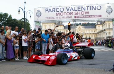 Supercar Night Parade 75 - Salone Auto Torino Parco Valentino