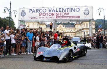 Supercar Night Parade 76 - Salone Auto Torino Parco Valentino
