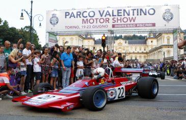 Supercar Night Parade 80 - Salone Auto Torino Parco Valentino