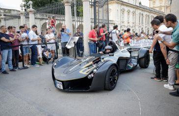 Supercar Night Parade 90 - Salone Auto Torino Parco Valentino