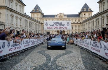 Supercar Night Parade 95 - Salone Auto Torino Parco Valentino