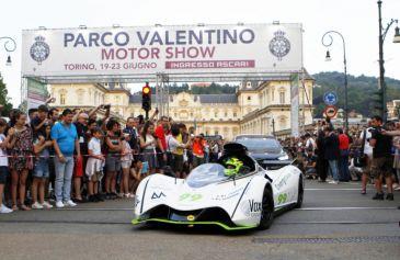 Supercar Night Parade 96 - Salone Auto Torino Parco Valentino