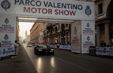 Supercar Night Parade 110 - Salone Auto Torino Parco Valentino