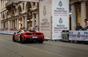 Supercar Night Parade 114 - Salone Auto Torino Parco Valentino