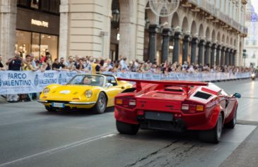 Supercar Night Parade 118 - Salone Auto Torino Parco Valentino