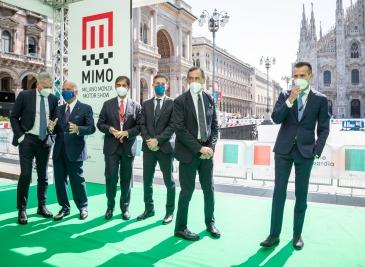Inaugurazione 7 - MIMO