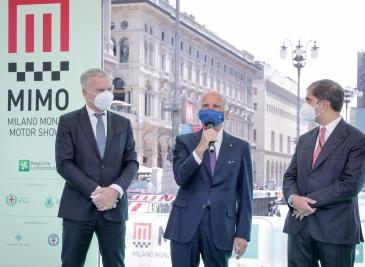 Inaugurazione 10 - MIMO