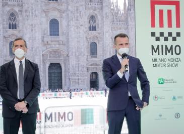 Inaugurazione 23 - MIMO