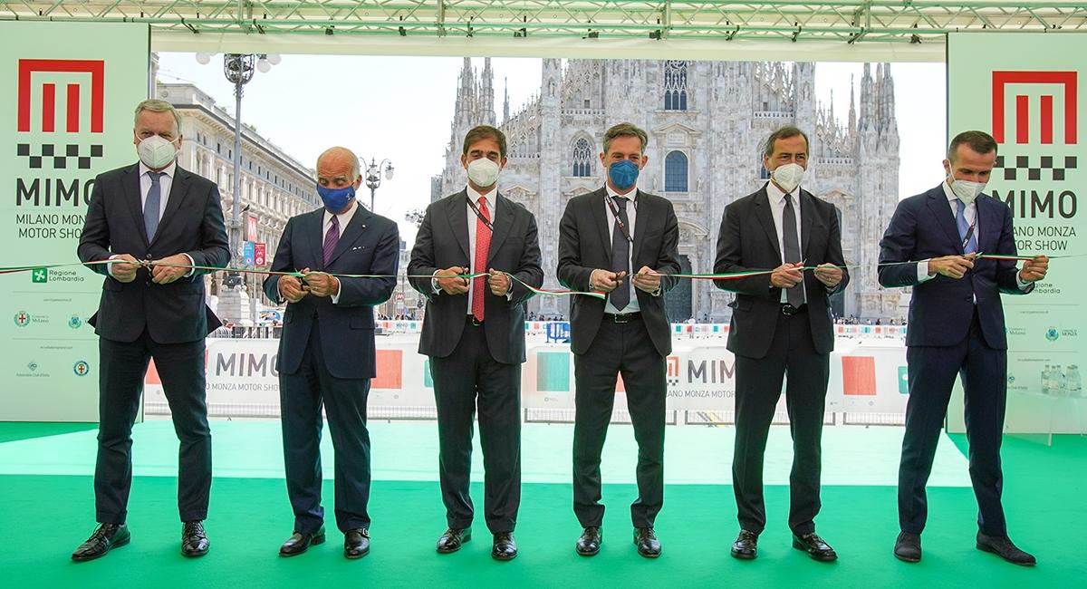MIMO, Milano Monza Motor Show è ufficialmente iniziato!