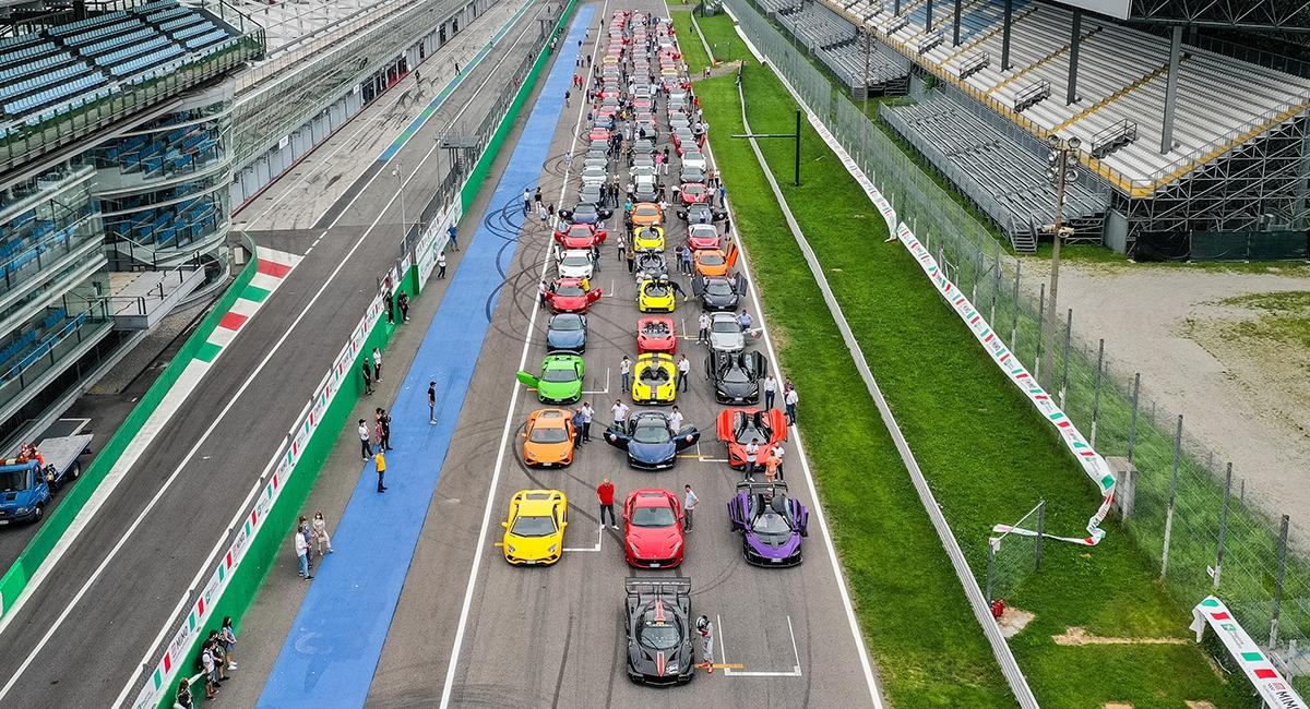 MIMO @ Autodromo Nazionale Monza
