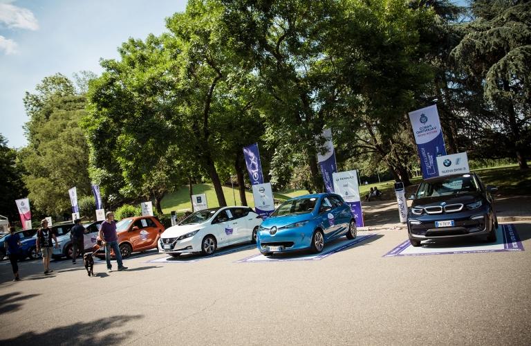 Test Drive Auto Elettriche e Ibride Plug-in